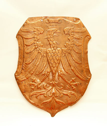 Coat of arms around 1880